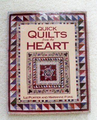 9780848714338: Quick Quilts from the Heart (For the love of quilting)