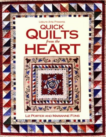 9780848714420: Quick Quilts from the Heart (For the Love of Quilting)