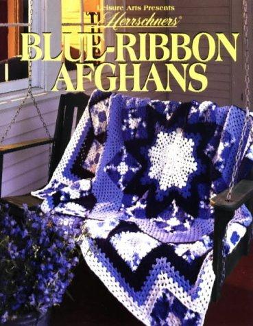 9780848714604: Herrschner's Blue-Ribbon Afghans (Crochet Treasury)