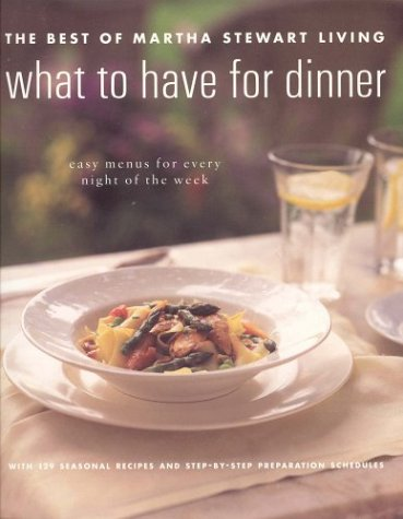 9780848714833: What To Have For Dinner