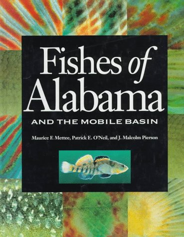 9780848714857: Fishes of Alabama and the Mobile Basin