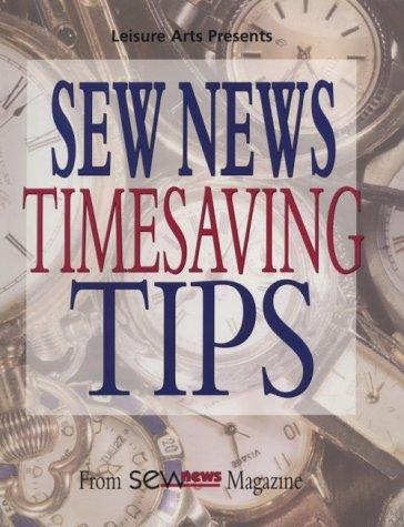 9780848714895: Sew News Timesaving Tips: From Sew News Magazine