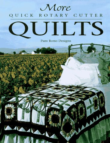 More Quick Rotary Cutter Quilts (For the Love of Quilting) (9780848715144) by Pam Bono