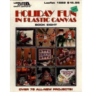 9780848715557: Holiday fun in plastic canvas (Plastic canvas library series)