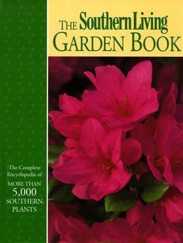 9780848716332: Southern Living Garden Book