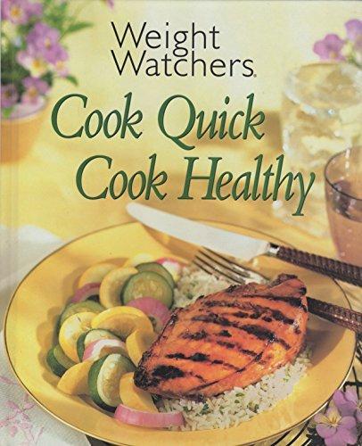Weight watchers, cook quick, cook healthy: Deborah Garrison;Weight Watchers