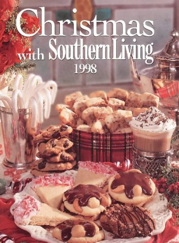 9780848718008: Christmas With Southern Living 1998