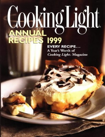 9780848718015: Cooking Light Annual Recipes 1999 (Cooking Light Cookbook)