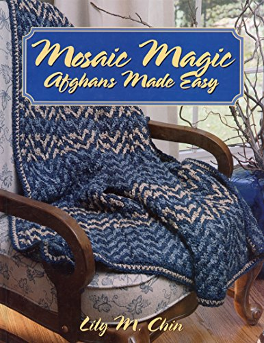 9780848719029: Title: Mosaic Magic Afghans Made Easy
