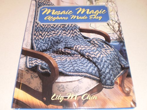 9780848719029: Mosaic Magic : Afghans Made Easy