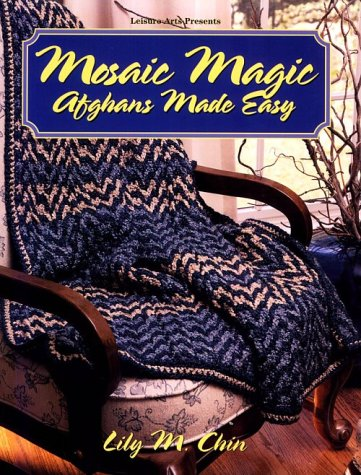 9780848719036: Mosaic Magic : Afghans Made Easy