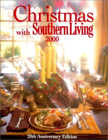9780848719593: Christmas With Southern Living 2000