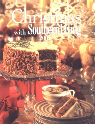 9780848724313: Christmas With Southern Living 2001