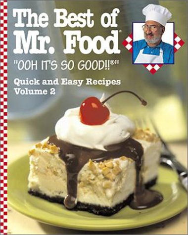 9780848724641: The Best of Mr. Food, Vol. 2