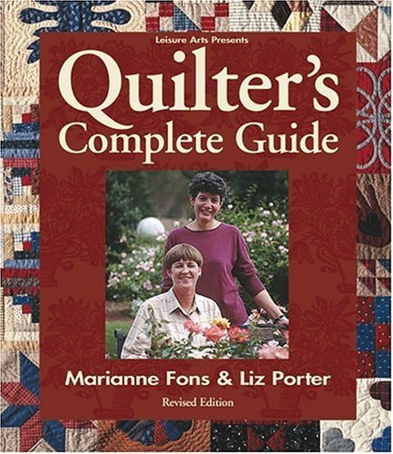 9780848724665: Quilter's Complete Guide