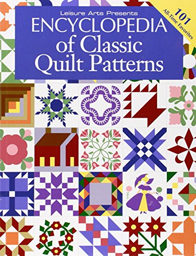 9780848724740: Encyclopedia of Classic Quilt Patterns
