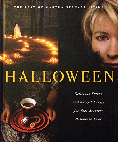 9780848724863: Halloween: The Best of Martha Stewart Living