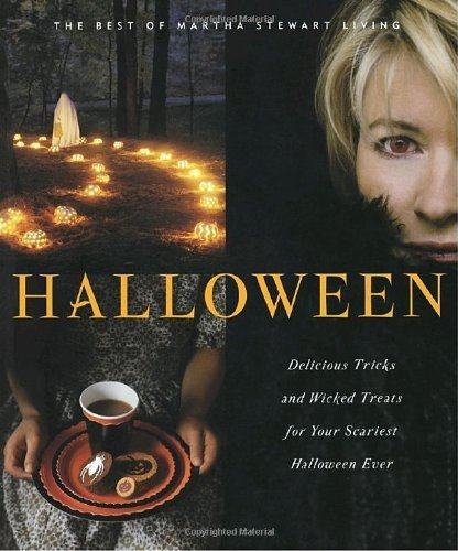 9780848724870: Halloween: The Best of Martha Stewart Living