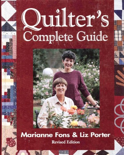 9780848725020: Quilter's Complete Guide by Marianne Fons (2000-08-02)