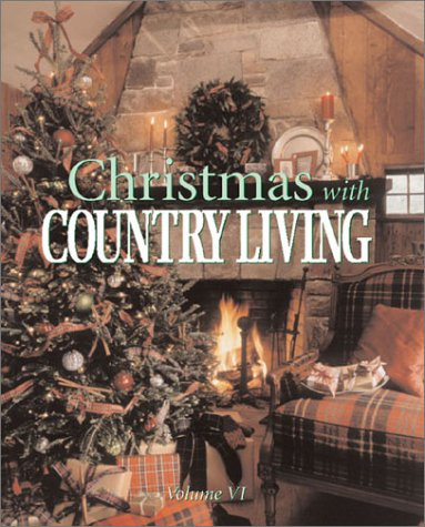 9780848725327: Christmas with Country Living
