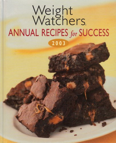 9780848725457: Weight Watchers Annual Recipes For Success - 2003