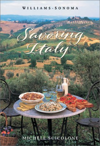 9780848725846: Savoring Italy: Recipes and Reflections on Italian Cooking