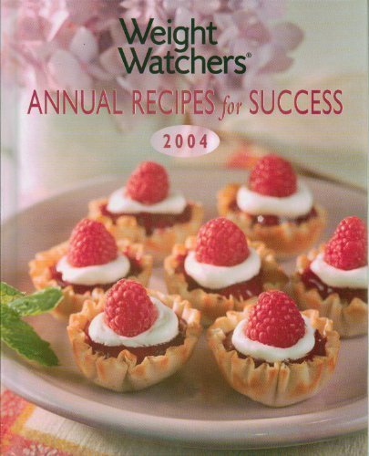 9780848726317: Weight Watchers Annual Recipes for Success-2004