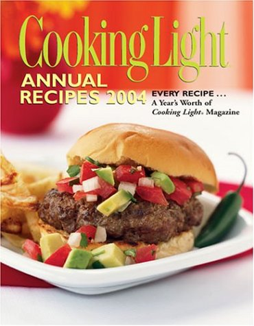 9780848726324: Cooking Light Annual Recipes 2004