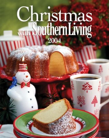 9780848727529: Christmas with Southern Living 2004