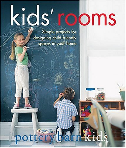 9780848730567: Kids Rooms (Pottery Barn Kids)