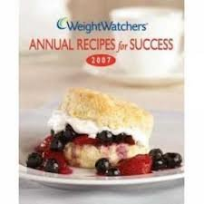 WeightWatchers Annual Recipes for Succes - 2007