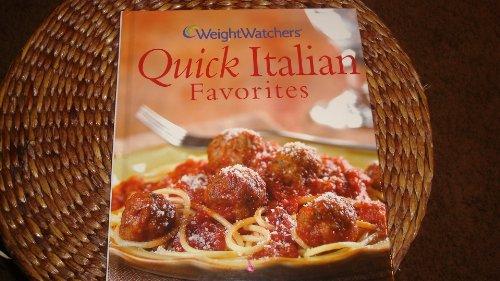 9780848731182: Weight Watchers Quick Italian Favorites