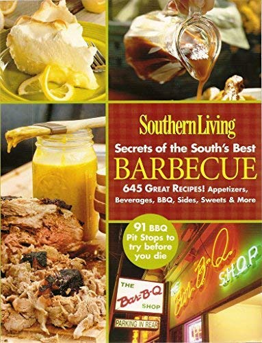 9780848731199: Secrets of the South's Best Barbecue