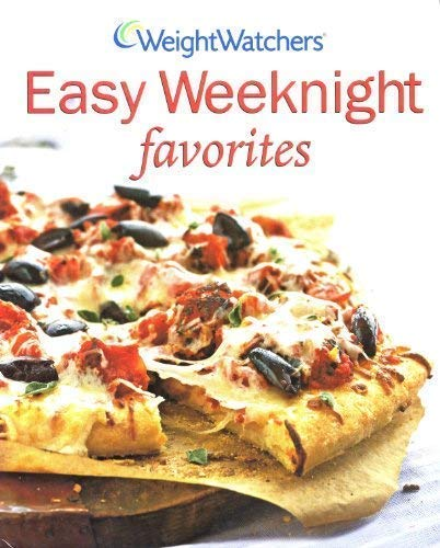 9780848731427: Weight Watchers: Easy Weeknight Favorites