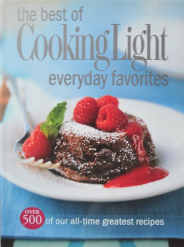 9780848731892: Best of Cooking Light Everyday Favorites