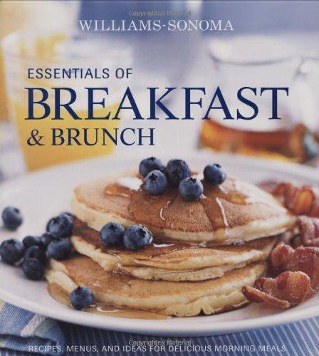9780848731922: Williams-Sonoma Essentials of Breakfast & Brunch