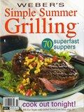 Weber's Simple Summer Grilling