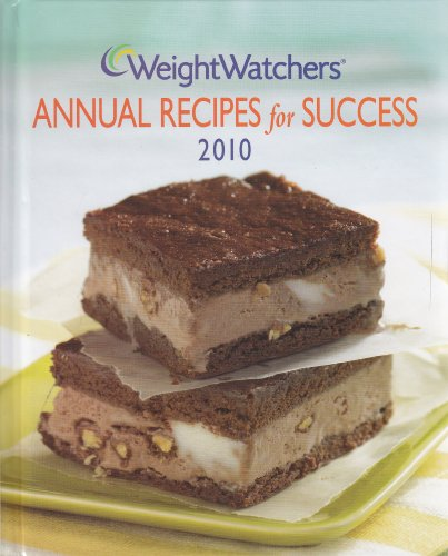 9780848732844: Weight Watchers Annual Recipes for Success 2010