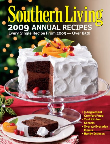 9780848732851: Southern Living Annual Recipes 2009