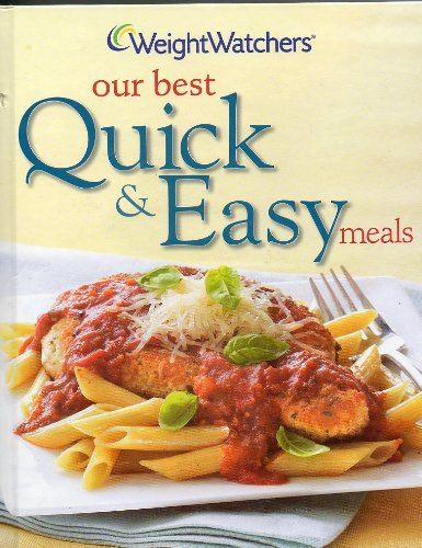 9780848733575: Title: Weight Watchers Our Best Quick Easy Meals