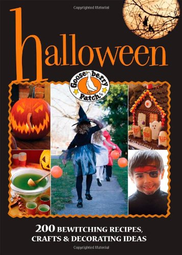 9780848733919: Gooseberry Patch Halloween