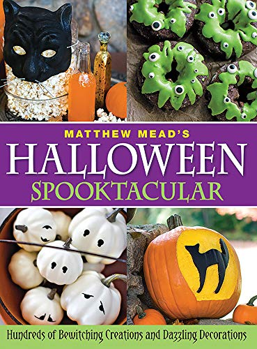 Matthew Mead's Halloween Spooktacular (9780848734558) by Matthew Mead