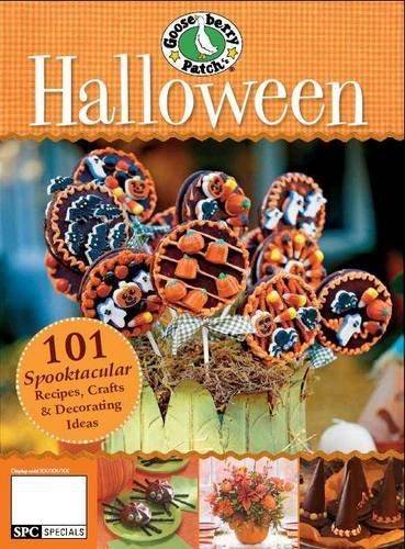 9780848735142: Gooseberry Patch Halloween