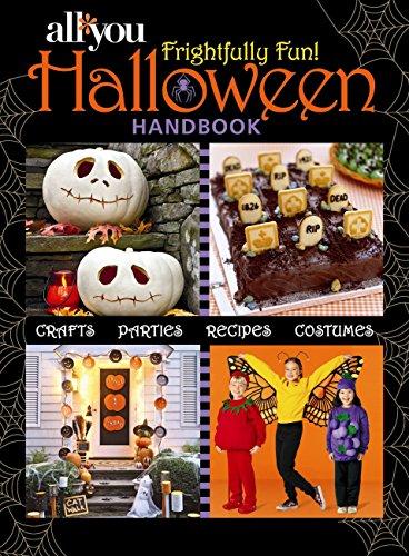 9780848739867: All You Frightfully Fun Halloween Handbook
