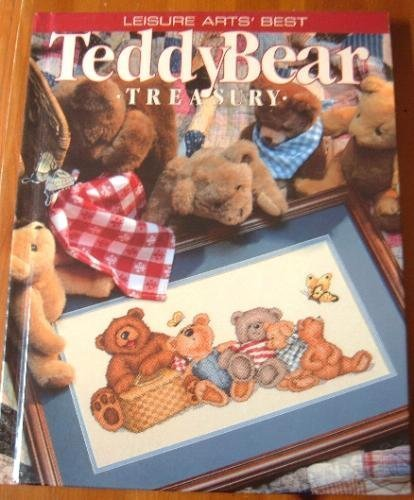 Leisure Arts' best teddy bear treasury: Inc.; Oxmoor House
