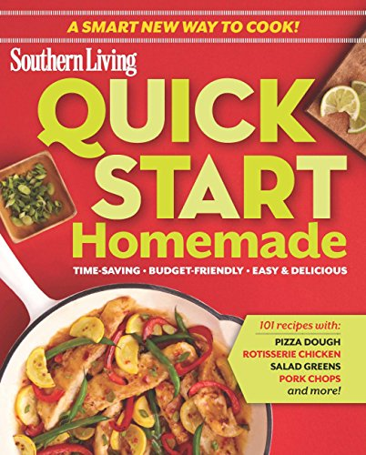 9780848742287: Quick-Start Homemade: Time-saving · Budget-friendly · Easy & Delicious