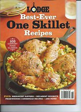 9780848742508: Lodge Best-ever ONE Skillet Recipes
