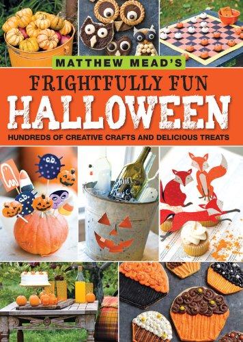9780848743406: Matthew Mead's Frightfully Fun Halloween