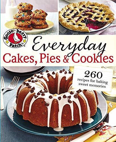 9780848744380: Gooseberry Patch Everyday Cakes, Pies & Cookies