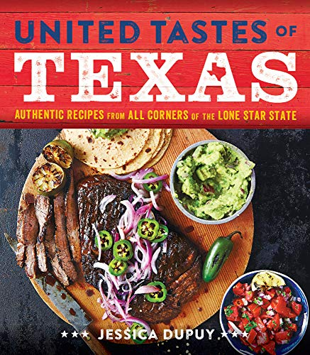 9780848745806: United Tastes of Texas: Authentic Recipes from All Corners of the Lone Star State